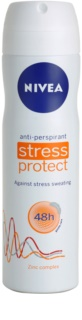 Nivea Stress Protect Antitranspirant Spray