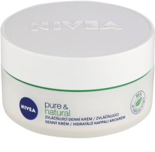 Nivea Visage Pure & Natural Moisturizing Day Cream for Normal and Combination Skin