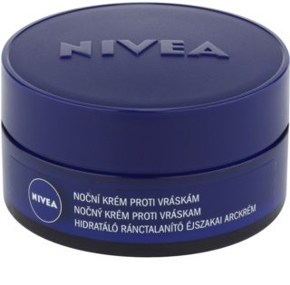 Nivea Visage Hydrating Night Cream with Anti-Wrinkle Effect