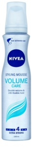 Nivea Volume Sensation Styling Mousse for Maximum Volume