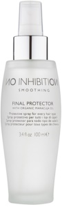 No Inhibition Smoothing Protective Spray For Heat Hairstyling