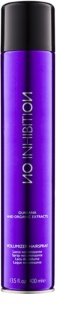 No Inhibition Styling Hairspray with Volume Effect