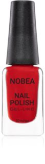 NOBEA Festive Gel-Effect Nail Varnish