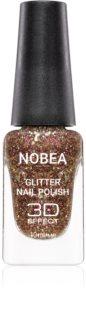 NOBEA Festive mieniący się lakier do paznokci