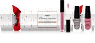 NOBEA Beauty Surprise Christmas Cracker Nude Kosmetik-Set  für Damen