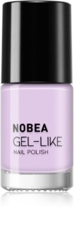 NOBEA Day-to-Day Nagellak met gel effect