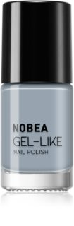 NOBEA Day-to-Day Nagellack med gel-effekt