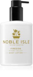 Noble Isle Fireside Nourishing Body Lotion