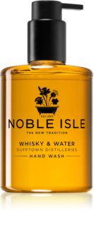 Noble Isle Whisky & Water течен сапун за ръце