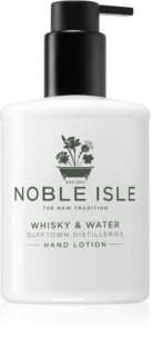 Noble Isle Whisky & Water pflegende Handcreme