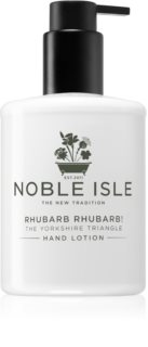 Noble Isle Rhubarb Rhubarb! Soft Hands Cream