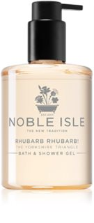Noble Isle Rhubarb Rhubarb! Shower And Bath Gel