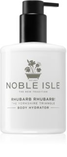 Noble Isle Rhubarb Rhubarb! Hydrating Body Gel