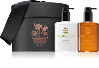 Noble Isle Fireside Gift Set  (voor het Lichaam )
