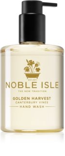 Noble Isle Golden Harvest savon liquide mains