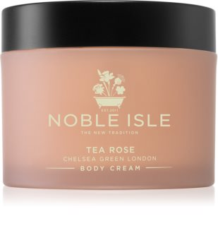 Noble Isle Tea Rose Caring Body Cream