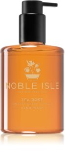 Noble Isle Tea Rose течен сапун за ръце