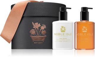 Noble Isle Tea Rose Gift Set  (voor de Handen )
