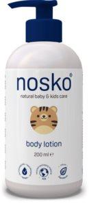 Nosko Baby Body Lotion hydratační tělové mléko pro dětskou pokožku