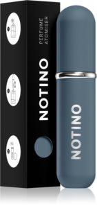 Notino Travel Collection vaporisateur parfum rechargeable teinte dark grey
