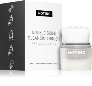 Notino Spa Collection perie pentru curățarea profundă a tenului