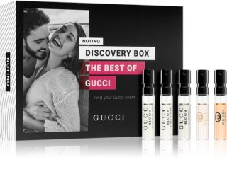Beauty Discovery Box Notino Best of Gucci set unisex
