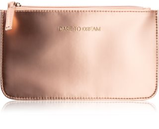 Notino Basic Limited Edition cosmetic bag Rosegold