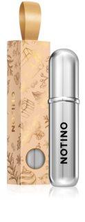 Notino Travel міні-флакон для парфумів Лімітоване видання Silver