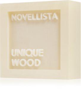 NOVELLISTA Unique Wood Luxe Zeep  voor Gezicht, Handen en Lichaam  Unisex