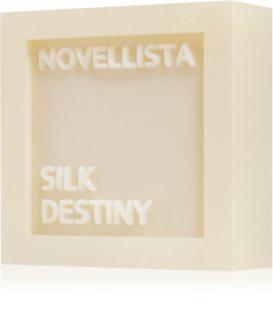 NOVELLISTA Silk Destiny роскошное твердое мыло для лица, рук и тела для женщин