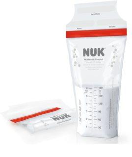 NUK Breast Milk Bag sáček na uchování mateřského mléka