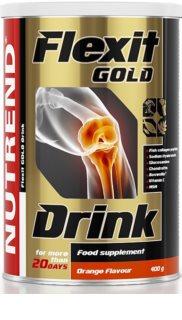 Nutrend FLEXIT GOLD DRINK kloubní výživa  příchuť orange