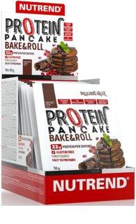 Nutrend Protein Pancake směs na přípravu palačinek s proteinem  chocolate cocoa