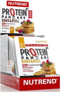 Nutrend Protein Pancake směs na přípavu palačinek s proteinem  unflavored
