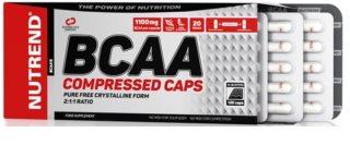 Nutrend BCAA Compressed caps regenerace a růst svalů