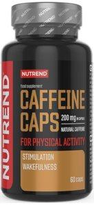 Nutrend Caffeine Caps kofeinové kapsle