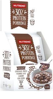 Nutrend Protein Porridge instantní kaše příchuť chocolate