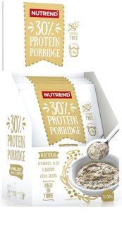 Nutrend Protein Porridge instantní kaše příchuť natural