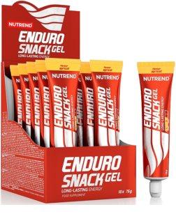 Nutrend ENDUROSNACK energetický gel  apricot