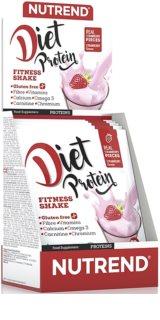 Nutrend Diet Protein protein v prášku příchuť strawberry
