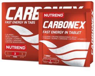 Nutrend Carbonex podpora výkonu a spalování tuku
