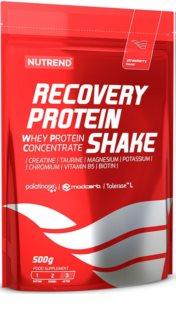 Nutrend RECOVERY PROTEIN SHAKE regenerace a růst svalů  strawberry