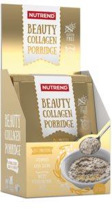 Nutrend Beauty Collagen Porridge instantní kaše s kolagenem příchuť mild pleasure
