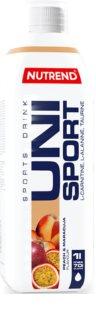 Nutrend UNISPORT koncentrát pro přípravu sportovního nápoje  peach & passion fruit