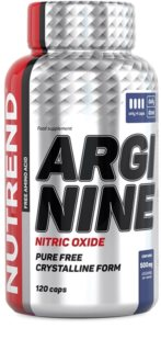 Nutrend Arginine regenerace svalů