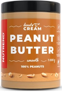 Nutrend DENUTS Cream arašídové máslo