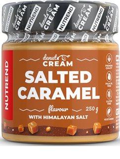 Nutrend DENUTS Cream slaný karamel ořechová pomazánka