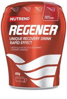 Nutrend REGENER regenerace svalů  red fresh