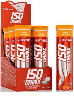 Nutrend ISODRINX Tabs šumivé tablety příchuť orange