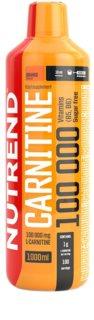 Nutrend Carnitine 100 000 spalovač tuků  orange